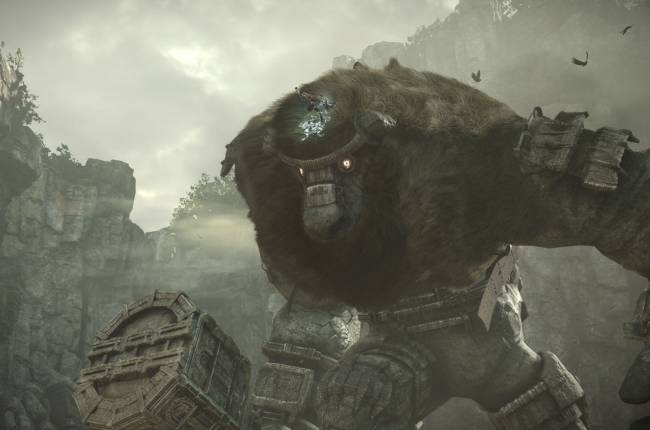 'Shadow of the Colossus' was rebuilt from the ground up for PS4