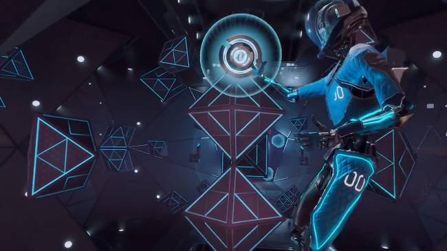 'Echo Arena' is competitive, virtual reality frisbee in zero gravity