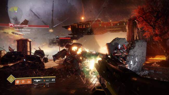 'Destiny 2' on PC is nothing like the first game