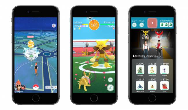 'Pokémon Go' to get raid battles and simplified gyms