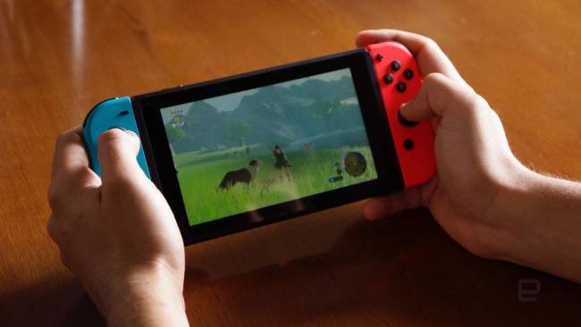 Nintendo Switch update makes it easy to find missing Joycons