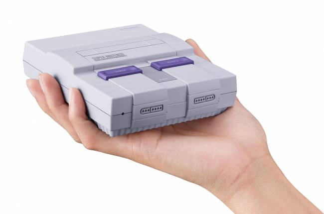 Nintendo swears the SNES Classic won't sell out so quickly