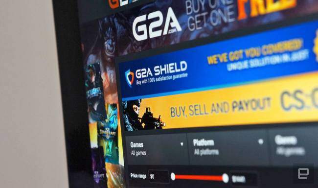 Troubled game reseller forces users to identify themselves