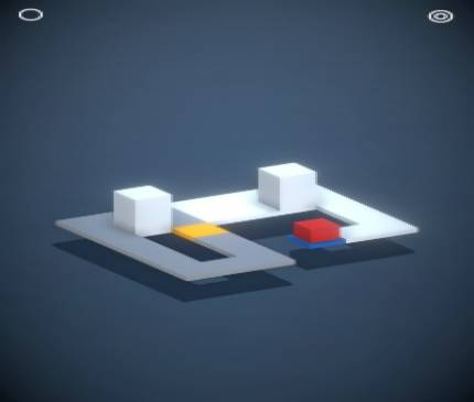Cubiques' block sliding puzzles are out now on iPad and iPhone