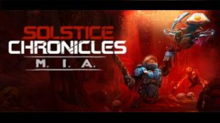 Tactical Twin Stick Shooter Solstice Chronicles: MIA Launching on Steam This July