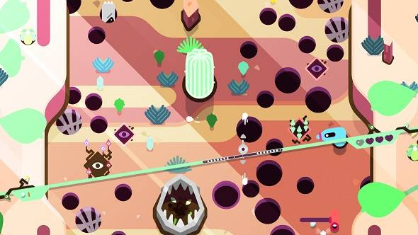 TumbleSeed gets much easier with its first major update