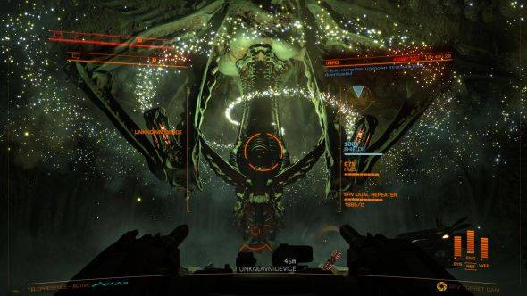 Elite: Dangerous players have activated a mysterious Thargoid machine - watch it live