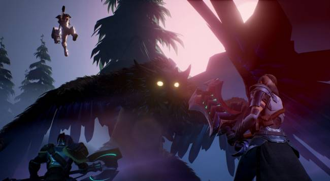 Dauntless Dates Founder's Alpha and Announces Dauntless Partner Program