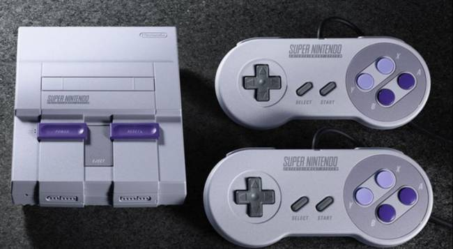 SNES Classic Coming This September With Some Classic Co-Op Titles