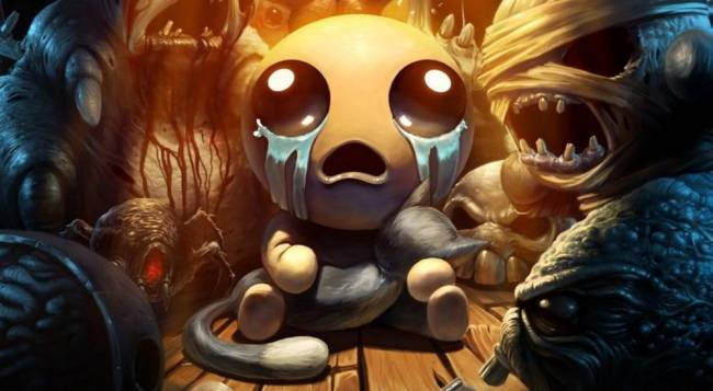 Physical Version Of The Binding Of Isaac: Afterbirth+ Coming To PS4