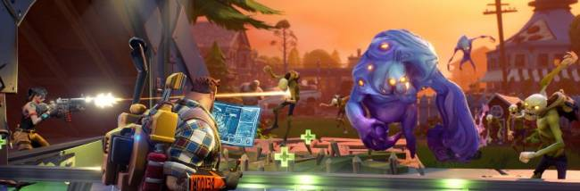 E3 2017: Fortnite is Crowfall for PvE fans