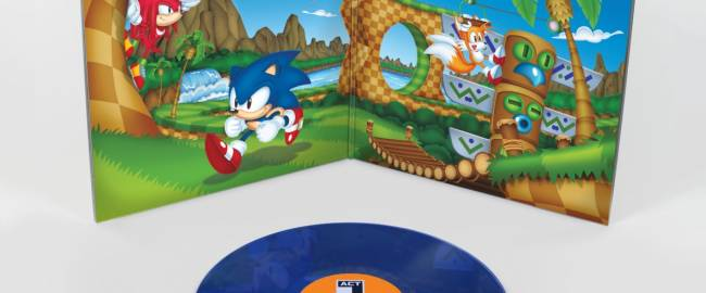 Sonic Turns 26 Today, and Sega is Celebrating with Vinyl