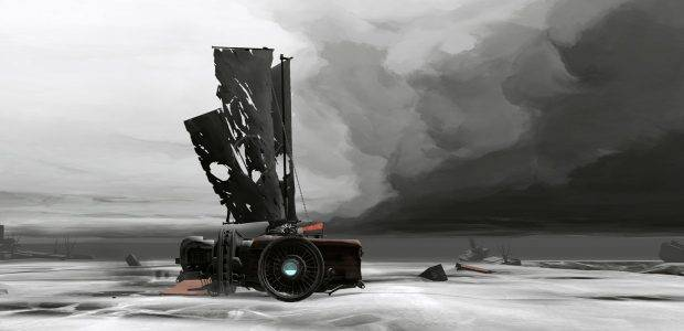 How Far: Lone Sails puts you on a journey through sound