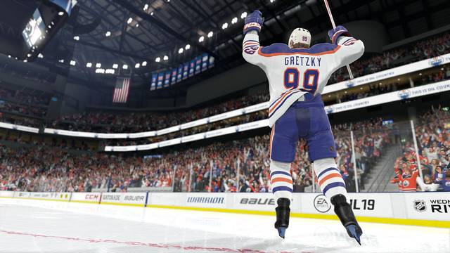 With NHL 19, EA leans into online play in effort to attract new players