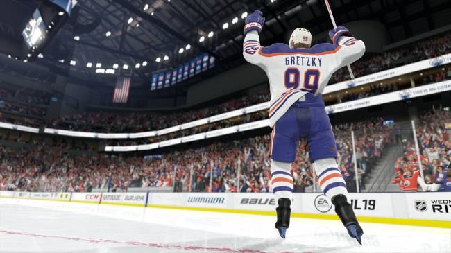 EA Reveals NHL 19 Details And Release Date
