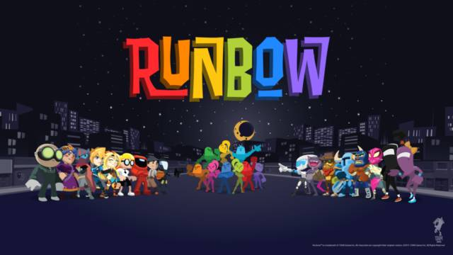 Runbow Coming to Switch July 3