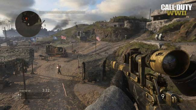 New Call of Duty WWII Basic Training Perks & Cavalry Division Coming June 26