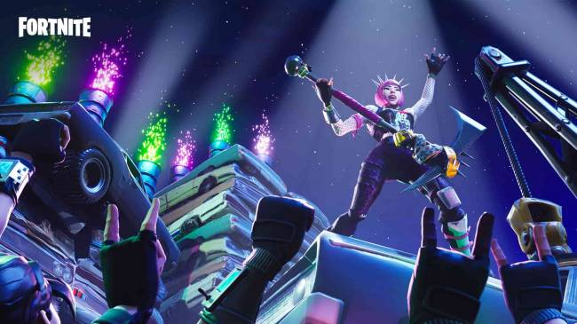 Fortnite 4.5 Update Patch Notes: Playground Mode and More