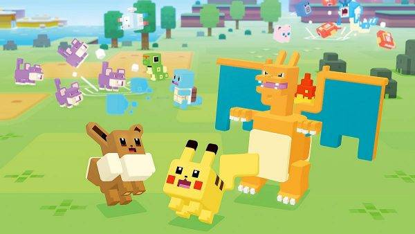 Pokemon Quest releases for mobile next week, pre-registration opens today