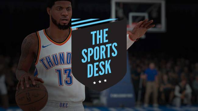 The Sports Desk – The NBA 2K19 Wishlist