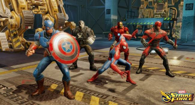 Opinion – Marvel Strike Force Is One Of The Most Addicting Games I've Played All Year