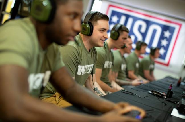Coping With War: Where Video Games And The Lives Of Soldiers Intersect