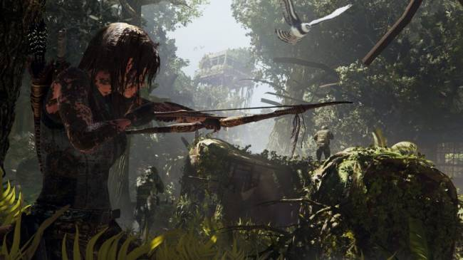Lara Has Some Devious New Tools In Shadow Of The Tomb Raider