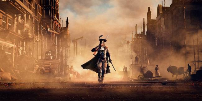 Political Intrigue And Supernatural Beasts Collide In GreedFall