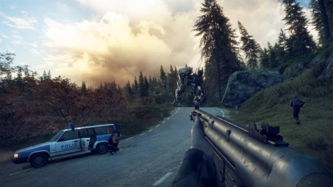 Generation Zero Is A Game You Should Keep Your Eye On
