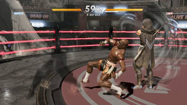 Dead Or Alive 6 Puts Fighting Back In Focus And Lowers The Skill Ceiling