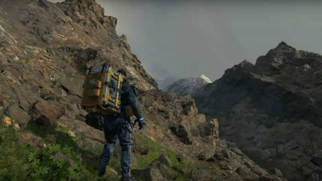What We Think We Figured Out From The Death Stranding E3 Trailer