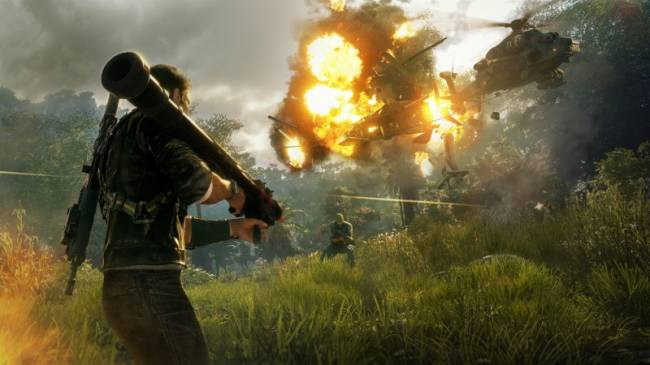 What We Loved From Just Cause 4's Stupid Demo