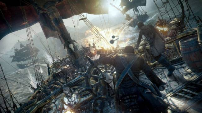 We Take To The Open Seas And Go Hands On With Skull & Bones
