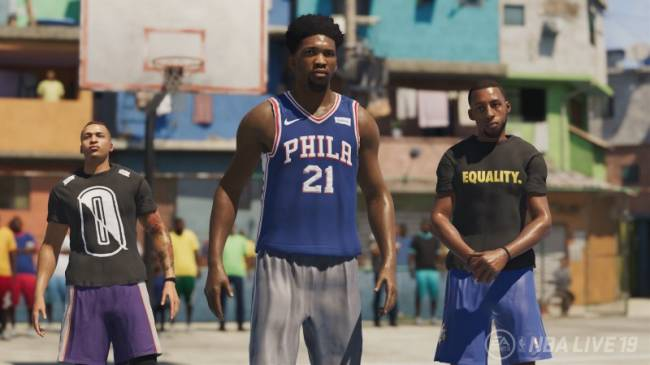 Breaking Down The Improvements Coming To NBA Live 19