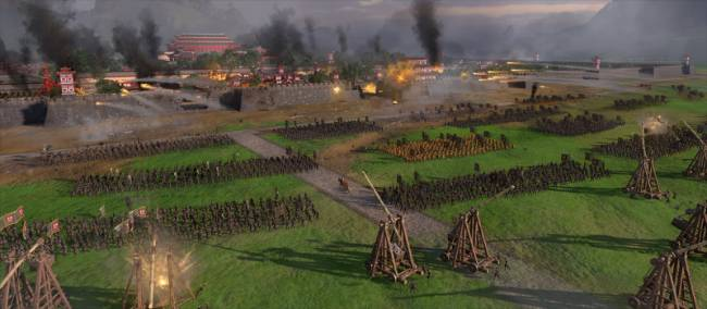 Total War Makes A Compelling Return To History With Three Kingdoms