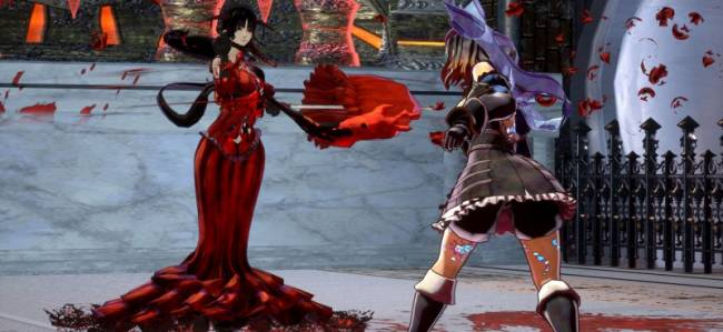 Bloodstained's Story Trailer Shows Demonic Destruction Taking Place