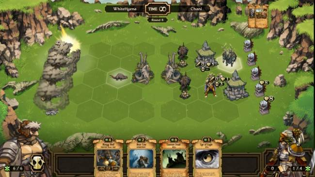 Digital Card Game Scrolls Renamed To Caller's Bane, Made Free-To-Play