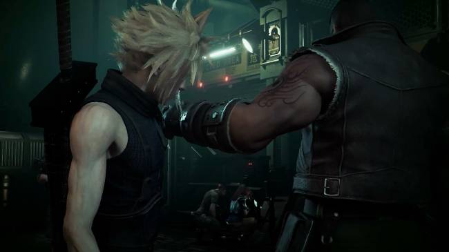 In the wake of a no-show at E3, Final Fantasy VII Remake director says production is 'going well'