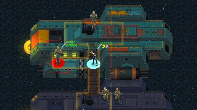 Depth of Extinction is kind of like XCOM but with fewer pixels and more submarines