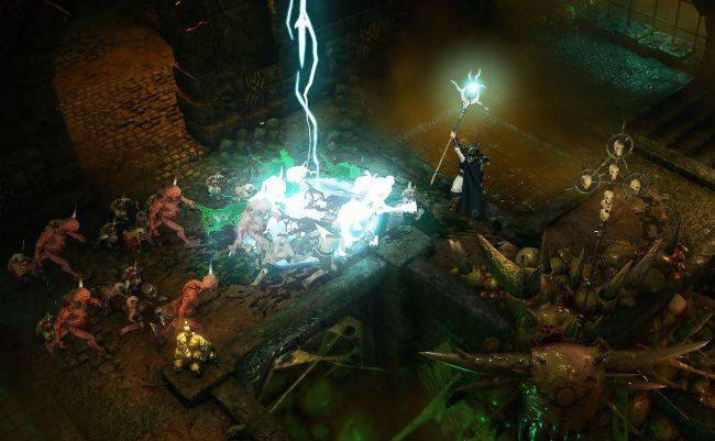 Warhammer: Chaosbane brings action-RPG combat to the Warhammer Fantasy universe