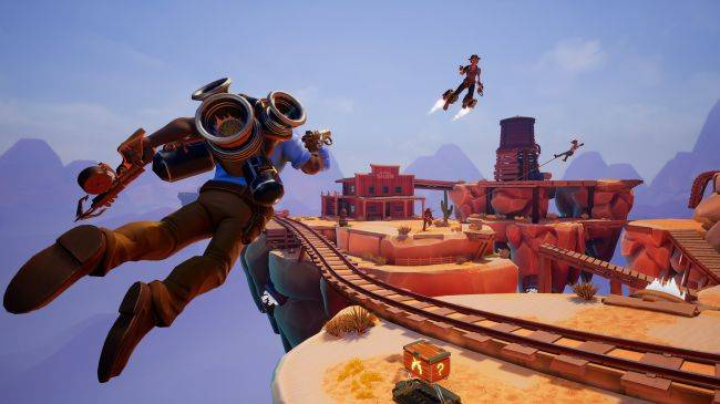 Sky Noon Early Access launch date set