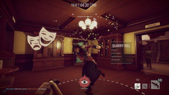 Murderous Pursuits gets party system, update roadmap, and two-for-one weekend deal