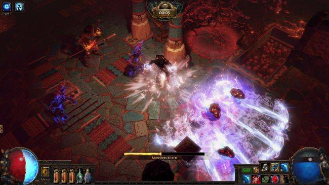 Path of Exile launches time-bending Incursion league