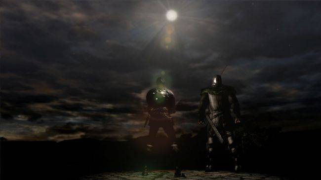 Dark Souls mod plunges the entire game into darkness