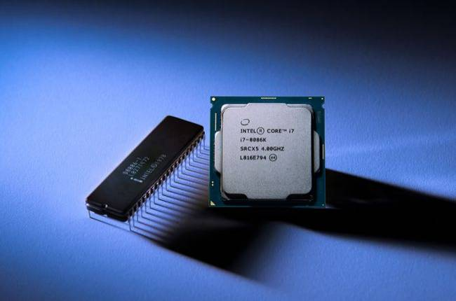 Intel's Core i7-8086K anniversary edition CPU is now available for a limited time