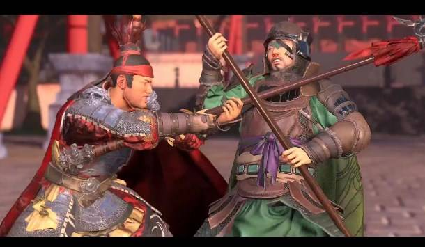 Watch Cao Cao drop the hammer in this Total War: Three Kingdoms gameplay video