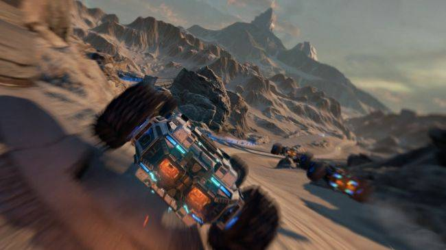 Rollcage-inspired racing game Grip will be out this autumn