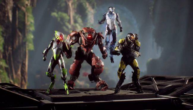 Watch new footage of Anthem in action
