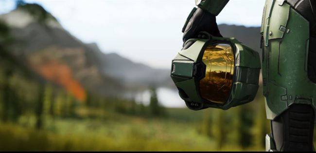 Microsoft shows first trailer for Halo Infinite, coming to PC