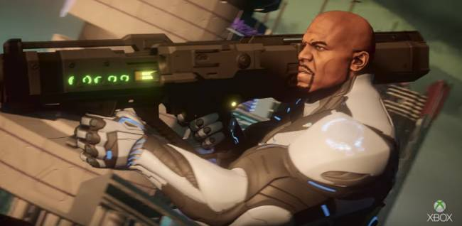 Crackdown 3 gets an explosive new gameplay trailer at E3 2018
